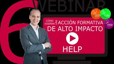 logo webinar Programa HELP